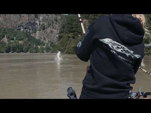 Fishing BC Presents: The Fraser Canyon With Great River Fishing Adventures