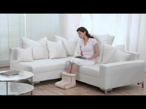 Elektrische Voetenzak Inventum.Inventum Elektrische Voetenzak Hz30 Youtube