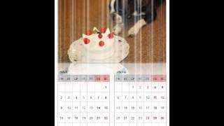 видео Календарь 2015 – год деревянной Овцы с праздниками и выходными