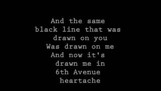 6th Avenue Heartache (Lyrics)