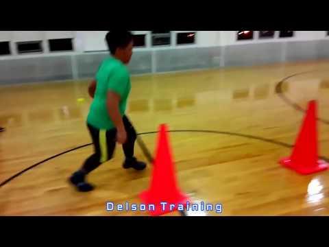 BEST 30 Minutes Basketball Kids Training!!! DelsonTraining