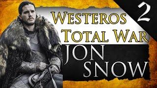 DAENERYS TARGARYEN ALLIANCE! WESTEROS TOTAL WAR: JON SNOW CAMPAIGN EP. 2