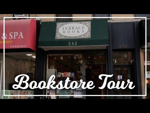 Bookstore Tour // Terrace Books in Park Slope
