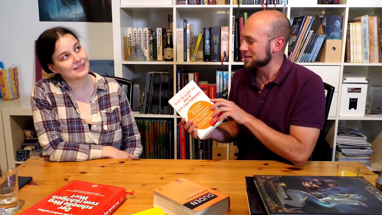 Schreib- und Spielleiter-Tipps mit Anton Weste - Live-Talk von Twitch