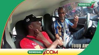 """Download Tour avec Idrissa Gana Gueye: """"Lignou mangué wone pour gnou gangné kane bi moy..."""" Mp3 and Videos"""