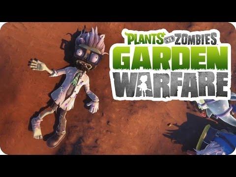¡Conquista el Cañon Cactus! | Plantas Vs Zombies Garden Warfare