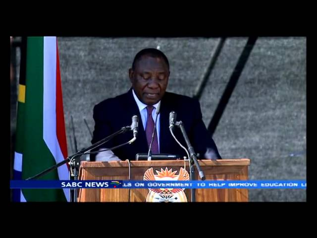 South Africa commemorates youth day today