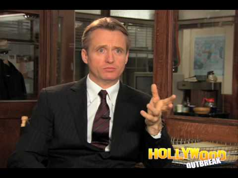 LINUS ROACHE: BRINGING BACK LAW & ORDER TO MONDAY NIGHTS