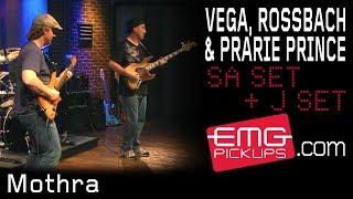 Vega, Rossbach, and Prairie Prince play