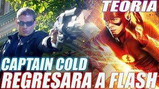 CAPTAIN COLD REGRESARA A THE FLASH - Teoria The Flash Temporada 4-5 (?)