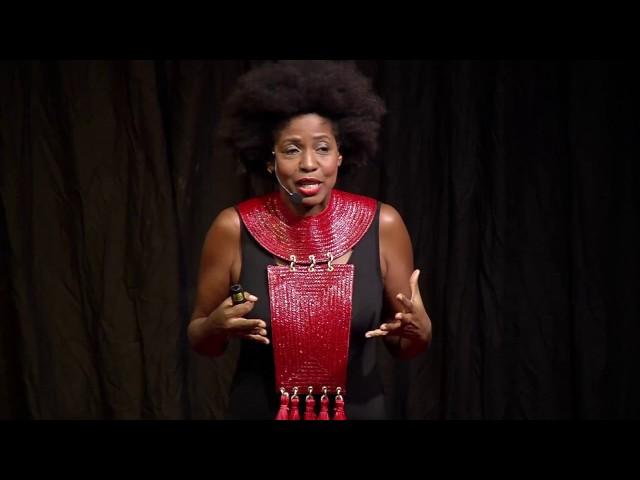 Quand l'art sert l'humanisme | Guy GABON | TEDxPointeaPitre