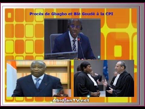 1ère partie CPI-2 Oct. 2017: Mangou, Gbagbo a financé le commando Invisible avec 500 Millions de CFA