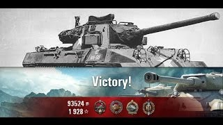 World of Tanks || Hellcat Gameplay by Grumper II Greate battle