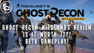 ghost recon wildlands review is it worth buying
