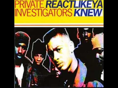 Private Investigators - That's What It Is
