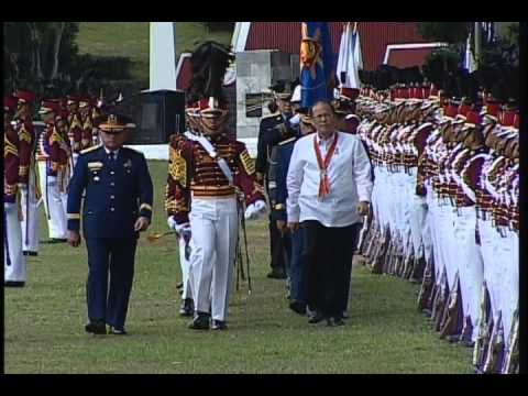 """35th Commencement Exercises of the PNPA """"Mandilaab"""" Class of 2014 3/31/2014"""