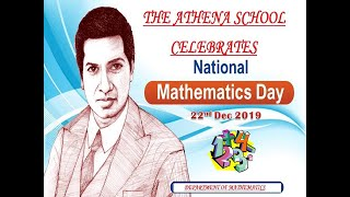 Mathematics Day Celebrations at Athena on the Birth Anniversary of Ramanujan on 22 Dec 2019