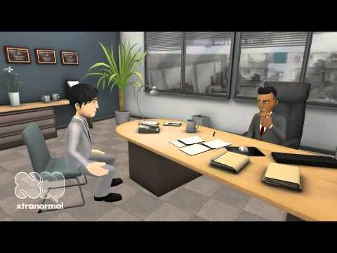 Insurance job interview