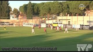Serie D Girone E Flaminia-Pomezia 4-1