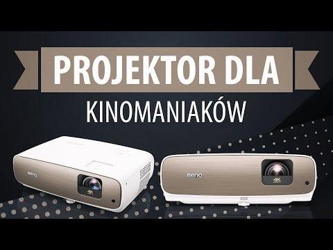 BenQ W2700   Projektor 4K z technologią CinematicColor