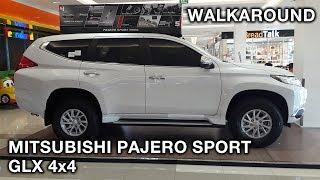 Mitsubishi Pajero Sport GLX 4x4 2018   Exterior & Interior Walkaround