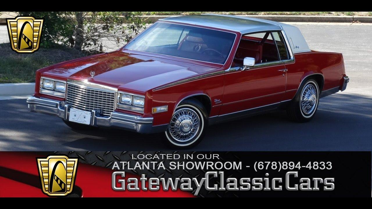 1979 Cadillac Eldorado Biarritz - Gateway Classic Cars of Atlanta #62
