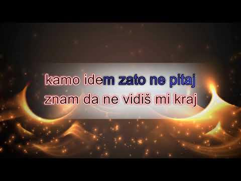 Mia Dimšić - Život nije siv - Balkan Karaoke HD - Lyrics - Želja 1