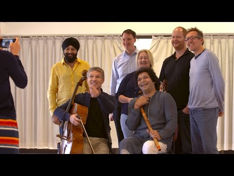Universal Notes: A Musical Collaboration Between India and the UK