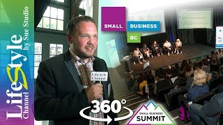 VR360 Small Business BC on LifeStyle Channel