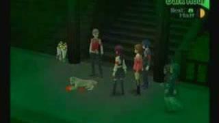 SMT Persona 3: A Dog Persona User