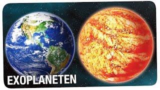 Exoplaneten - Die Suche nach einer anderen Erde
