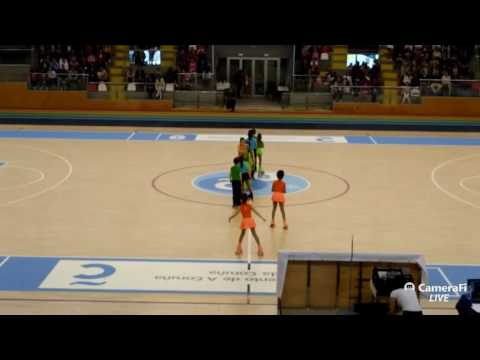 GaliciaNhockey II Trofeo grupo Show patinaje Artistico-Dominicos