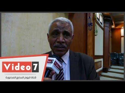 رئيس نقابة العاملين بالإنتاج الحربي: شعارنا محاربة الإرهاب بالعمل والإنتاج  - 12:21-2018 / 6 / 23
