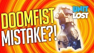 Overwatch - Doomfist / Summer Games Mistake? (Developing Story)