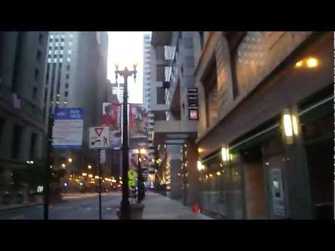 A Tour of LaSalle Street, Chicago Illinois