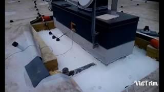 Гидроизоляция ливневок на плоской крыше(, 2016-11-09T07:22:34.000Z)