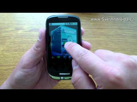 Prvni pohled - Huawei Ideos X1 U8180