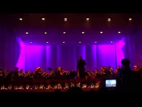 Desert Ridge High School Orchestra Christmas 2014