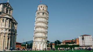 De ce Turnul din Pisa nu cade?