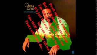 Quincy Jones -  Ai No Corrida - Lyrics