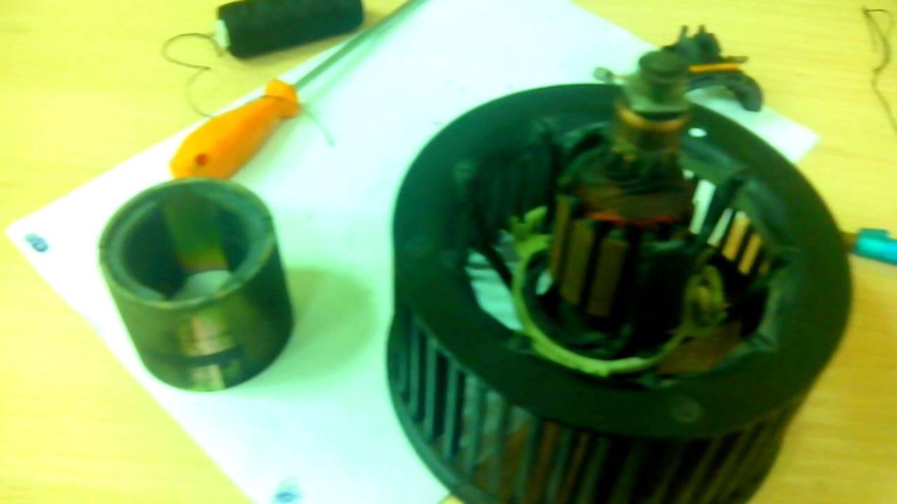 Ремонт вентилятора отопителя Рено Меган 2.Repair the heater blower .