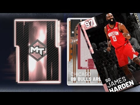 NBA 2K19 My Team - Pink Diamond Harden Packs!