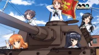 Girls und Panzer Dream Tank Match DXD Theme by Choucho from the Alb...
