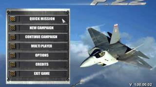 NovaLogic F-22 Lightning II (1996) - Full Soundtrack (MIDI)