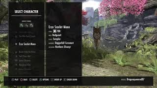 The Elder Scrolls Online: Different CP levels ???