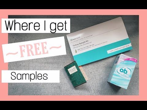 Where I Get Free Samples!