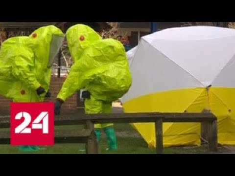 Британские спецслужбы идентифицировали подозреваемых в покушении на Скрипалей - Россия 24