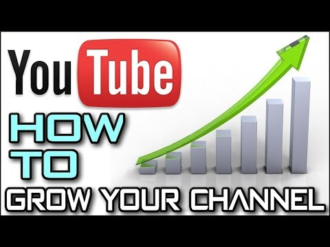 How to grow your YouTube Channel in 2019 - – From 0 views and 0 Subscribers explained!!!