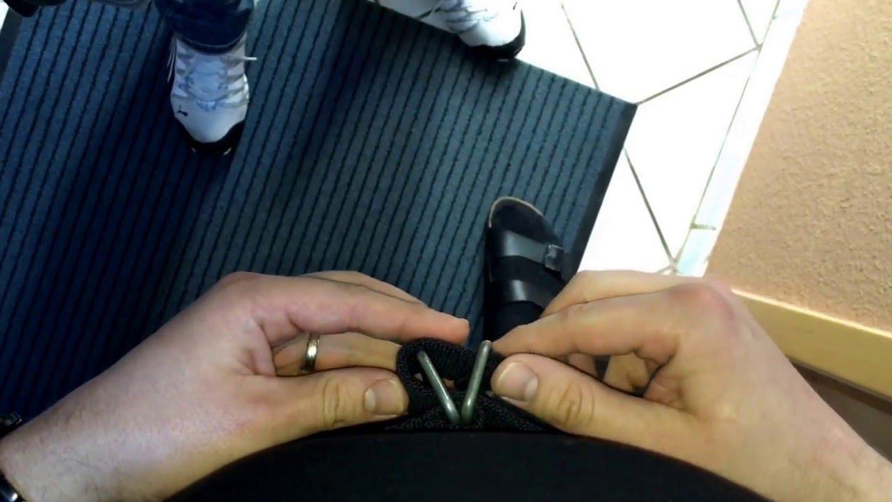 gürtel mit zwei ringen