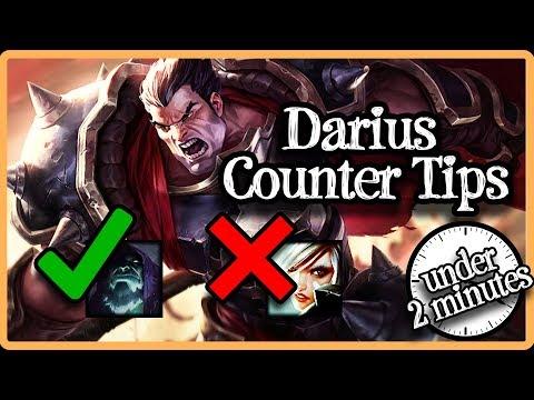 How Darius Works (Under 2 Minutes)